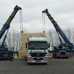 Trasporti Sollevatore Container